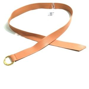 B-low the belt gold ring belt one size fits most